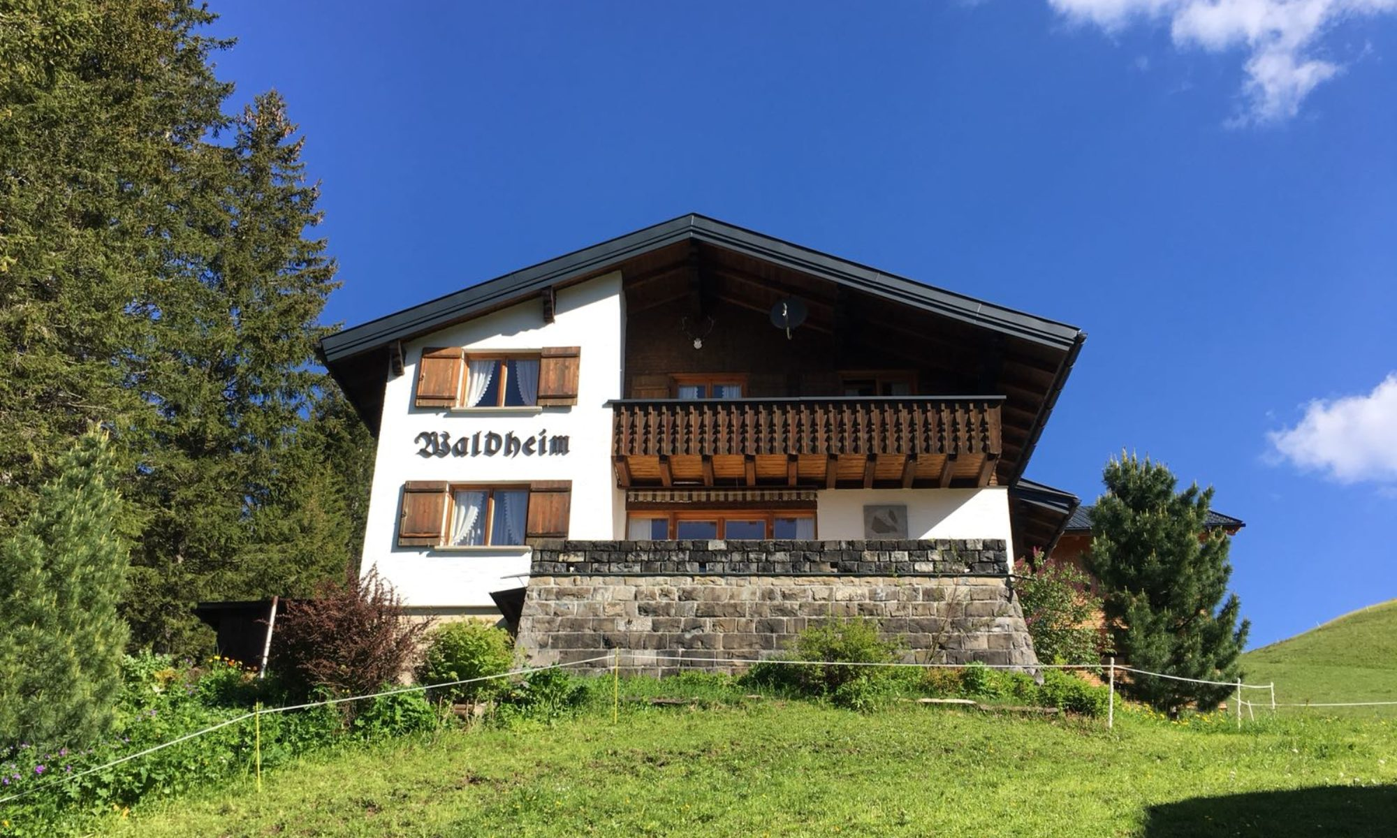 Ferienhaus Waldheim | Damüls